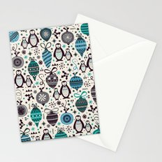 Silver Trinklets  Stationery Cards