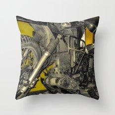 Machine Throw Pillow