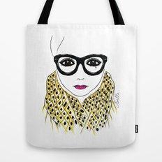 Alicia Frank Custom Tote Bag