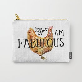 I AM FABULOUS Carry-All Pouch