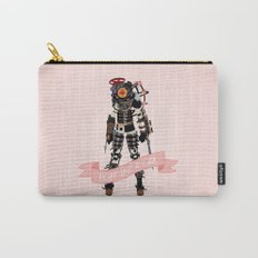Fight Like a Girl: Big Sister Carry-All Pouch