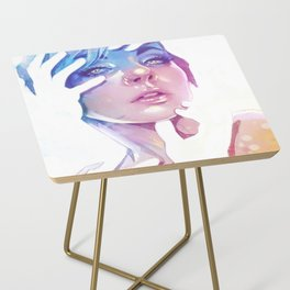 Space Side Table