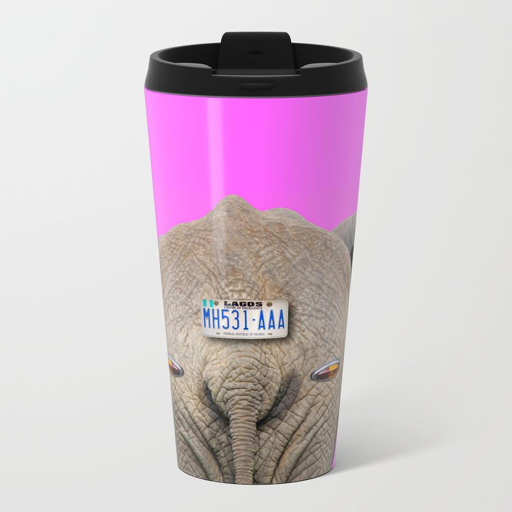 Creative Elephant Travel Mug TRM9069620