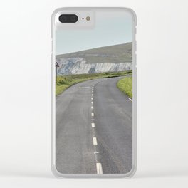 Road to the Hills Clear iPhone Case