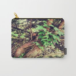 Tangle of Gnarly Branches & Ivy Carry-All Pouch