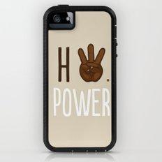 HiiiPower (w/text) : Chocolate Adventure Case iPhone (5, 5s)