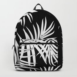 Palm Leaves Pattern Summer Vibes #4 #tropical #decor #art #society6 Backpack