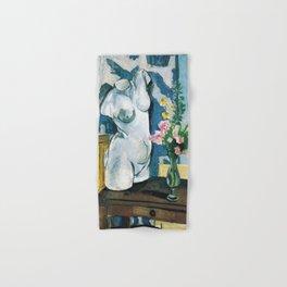The Plaster Torso - Henri Matisse - Exhibition Poster Hand & Bath Towel