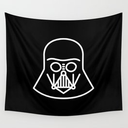 Darth Vader - wear an icon Wall Tapestry