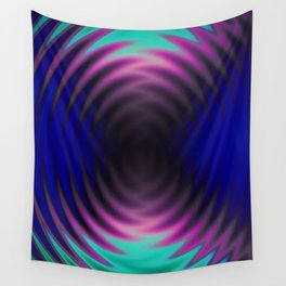 UVportal puddle Wall Tapestry