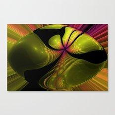 3D Effect Canvas Print