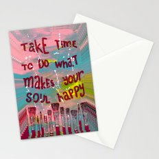Motivate Your Inspiration Stationery Cards