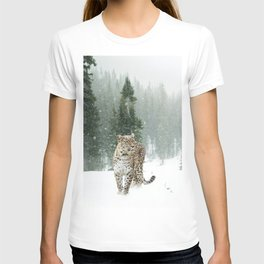Leopard persian T-shirt