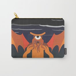 under the glance of cthulhu Carry-All Pouch