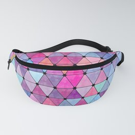 Lovely geometric Pattern VIV Fanny Pack