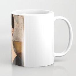 """Amedeo Modigliani """"Hanka Zborowski"""" Coffee Mug"""