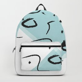 Between traditions and minimal design Backpack