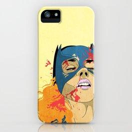 Batgirl iPhone Case