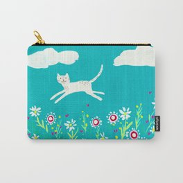Spring Frolic Carry-All Pouch