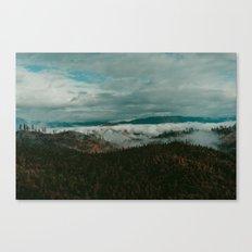 Autumn Wilderness Canvas Print