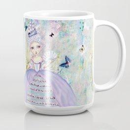 Petite Marie Antoinette Coffee Mug