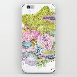 In the Sea II iPhone Skin