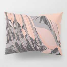 Neon Butterfly stg 06 ACID Pillow Sham