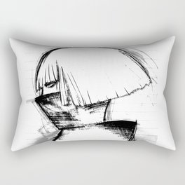 Mother Monster Rectangular Pillow