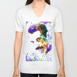 Freddy Mercury Unisex V-Neck