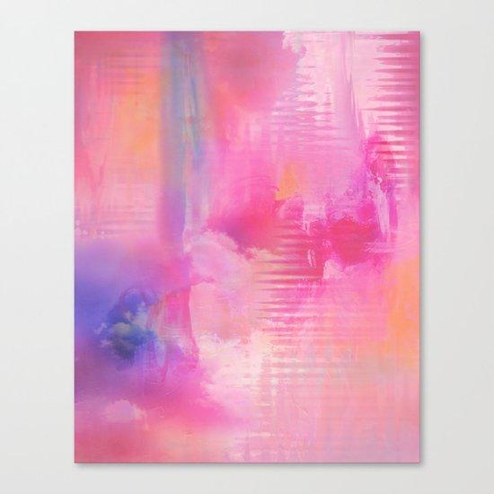 Abstract NC 03 Canvas Print