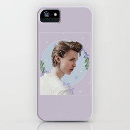 MEMENTO VIVERI iPhone Case