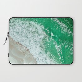 Emerald Sea Laptop Sleeve