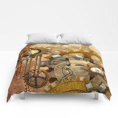 steampunk Comforters