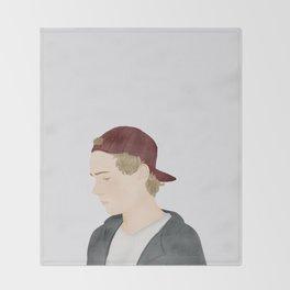 Skam | Isak Valtersen Throw Blanket