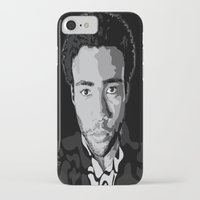 childish gambino iPhone & iPod Cases featuring Gambino by Tecnificent