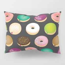 Sweet Donuts Pillow Sham
