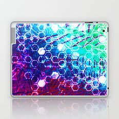 honeycomb effect Laptop & iPad Skin