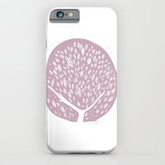 Tree of life - lilac Slim Case iPhone 6s