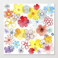 Summergarden Canvas Print