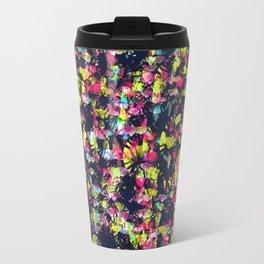 Texture Watercolor Travel Mug