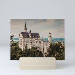 Schloss Neuschwanstein | Fine Art Travel Photography Mini Art Print