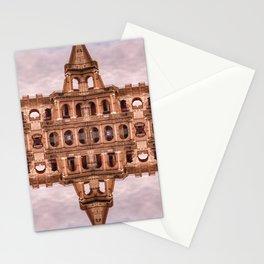 Mirror Coliseum I Stationery Cards