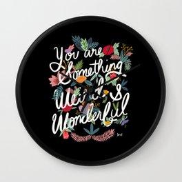 Weird and Wonderful Wall Clock