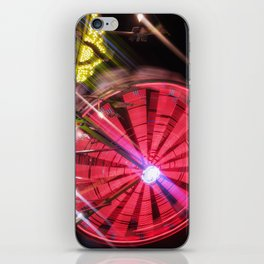 Spinning Your Wheels the ferris wheel carnival ride iPhone Skin