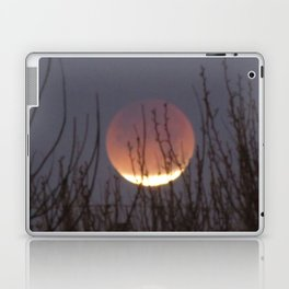 Super Blood Moon Eclipse 2018 Laptop & iPad Skin