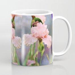 Lovely Pink Iris Coffee Mug