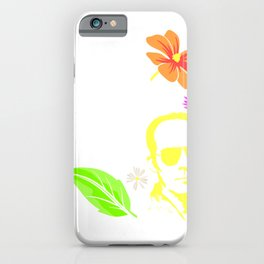 Wow! What a Ride! Hunter S. Thompson iPhone Case