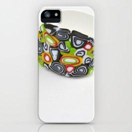 Klimt style design iPhone Case