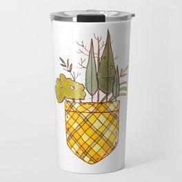 Forest in Pocket Travel Mug