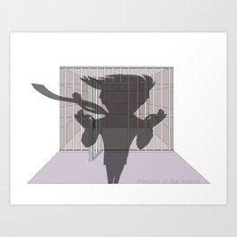 Shadow of the Future Art Print